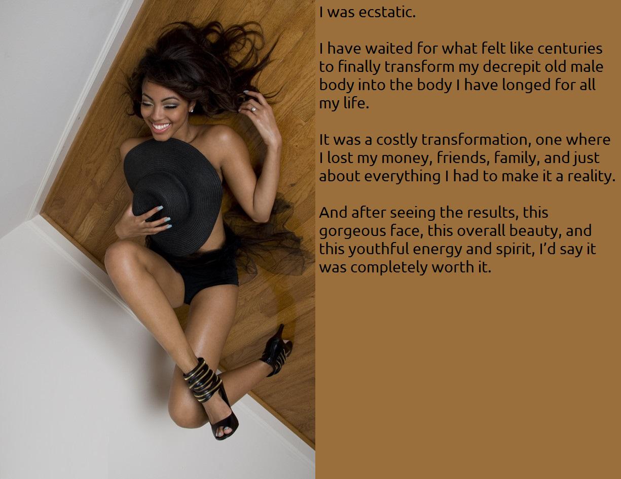 Ebony captions